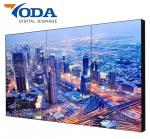 55Inch Advertising Display Custom Size Video Panel Splicing Screen LCD Wall