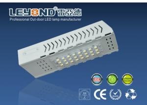 China Outside Solar LED Street Lighting Fixture IP65 AC100-240V DC12 / 24V on sale