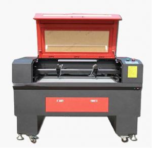 China Double heads laser engraving cutting machine on sale