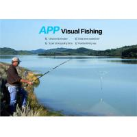 APP visual fishing camera APP WiFi Hot-spot, mobile APP real-time monitoring fish bite bait Support OSMAC / Android OS