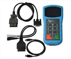 China Super Vag K + Can Plus 2.0 Vehicle Diagnostic Code Reader For Odometer Correction on sale