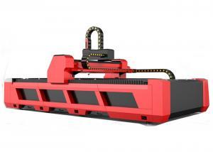 China CNC 1530D Laser Metal Cutting Machine High Speed 500 - 4000 Watt For Steel on sale
