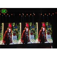 Video Mobile Advertising Led Screens 4mm Pixels And Full Color Tube Chip