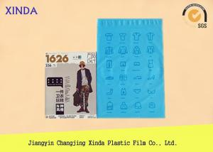 China Co - Extruded LDPE Film Poly Mailing Bags Envelope / Custom Poly Shipping Bags on sale