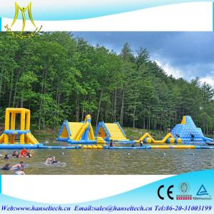China Hansel perfect baby pool with slide in the sea or lake on sale