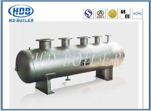 China High Pressure Boiler Steam Drum Heat Exchanger Water Tube With ASME Certification on sale