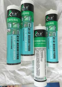 China Waterproof Bathroom Silicone Sealant RTV With One - Component on sale