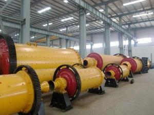 China Mineral Crusher Spare Parts , Neoprene Barrel Ball Mill on sale