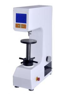 China Motorized Loading Control Superficial Rockwell Hardness Tester with Built-in Printer on sale