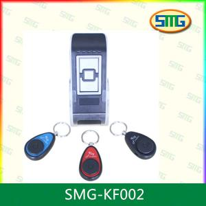 China SMG-KF002 LED Light Whistle Sound Control Key Finder Locator Find Lost Keys Keychain on sale