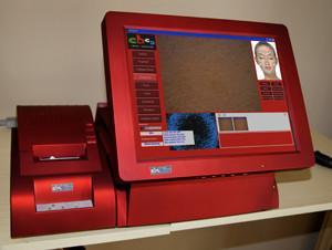 China Reveal Skin Oil Analyzer Machine on sale
