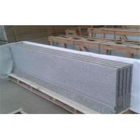 G603 Large Grey Granite Kitchen Countertop , Granite slabs for kitchen , Bathroom