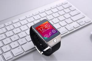 China Intelligent 4.0 Smartphone Wrist Watch Bluetooth Pedometer Watch , Water Resistant on sale