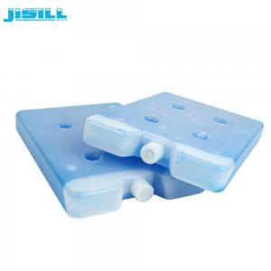 China Elementos refrigerantes portáteis do bloco colorido feito sob encomenda do gelo 650G para caixas mais frescas on sale