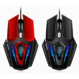 China 6D Buttons 2400 dpi Laser Gaming Mouse USB Wired Professional Game mause For PC Computer Desktop mice on sale