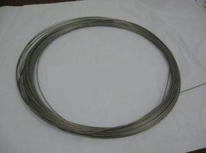 China Tantalum Wire (Hot rolled, cold drawn, annealed)  ASTM B365 on sale