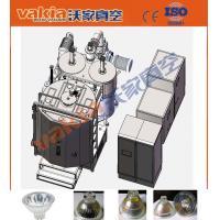 China Light PVD Aluminum Reflective Vacuum Metalizing Machine Multifunctional on sale