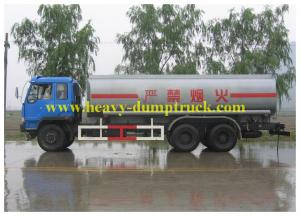 China 290hp 6x4 HOWO Oil tank truck / fuel tanker truck with 20 CBM capacity on sale
