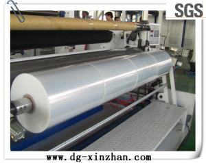 China Transparency PE stretch film  for pallet wrap on sale