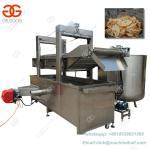 Pork Skin Fryer Price|Automatic Pork Skin Deep Frying Machine Suppliers|Pork Crackling Frying Machine for Commercial