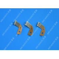 Custom Battery Electrical Crimp Terminals Lug Type Copper High Precision