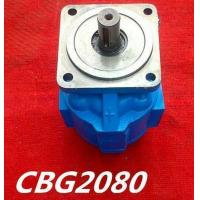 Supply CBG1016, CBG1025 CBG1032, CBG1045 Gear Pump and Hydraulic Pump
