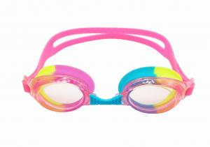 China Pacific Junior - Soft  Gasket Italy CP Lens Kids Children Junior Swim Goggles on sale