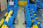 Petit pain de chemin de câbles de station du bleu 20 formant l'épaisseur de la machine 1.8-3.0mm