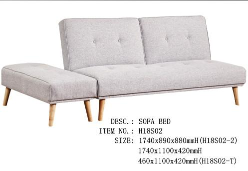 Astounding Simple Ottoman Pure Foam Filling Functional Sofa Bed For Dailytribune Chair Design For Home Dailytribuneorg