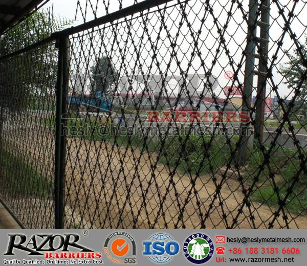 welded razor mesh fencing exporter