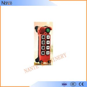 China Industrial Handheld Wireless Hoist Remote Controller For Crane F21 - E2M - 8 on sale