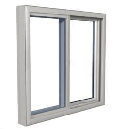 China Customized Aluminium Window Profile , Silding / Casement Window / Door on sale