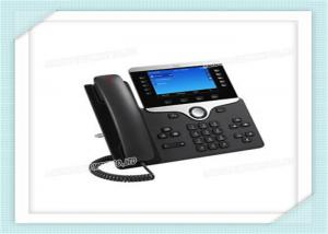 Wall Mountable Cisco IP Phone CP-8861-K9 With Headset Auto