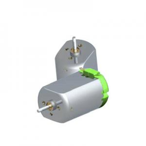 China 9V Brushed Motor / Carbon Brushed Motor for Office Automation Equipment on sale