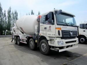 China CLWBJ5313GJB-XD Foton concrete mixer truck0086-18672730321 on sale