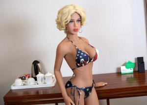 China Dropshipping Real Feeling American Sex Doll 158cm Sexy Dolls Super Women Vagina Body Soft Sex Doll For Man on sale