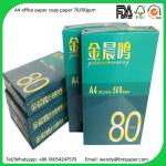 A4コピアーのペーパー インドネシア80枚のgsm/75 gsm/70 gsmのコピアーのペーパー