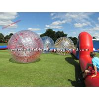Outdoor Bubble Soccer Inflatable Aqua Zorb Ball For Zorb Racing