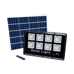 China Waterproof IP65 Solar Powered LED Flood Light High Power 100w 200w 300w 400w on sale