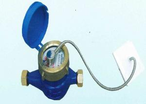 China M - Bus Remote Read Water Meter ,  Residential Cold Water Meter Reading Without Valve on sale