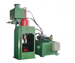 China Safety Metal Briquetting Press With Programming Logical Controller Y83 - 500 on sale