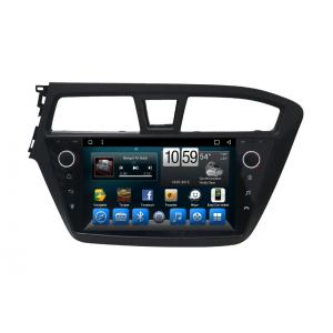 China Android 7.1 2 Din Car Radio Hyundai DVD Player Bluetooth GPS Head Unit for I20 on sale