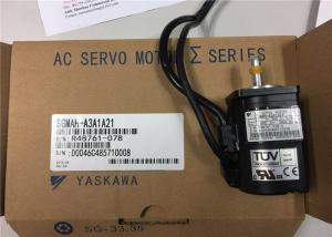 Quality Small Powerful Servo Motors , Programmable Servo Motor SGMAH-A3A1A21 0.095N.M for sale