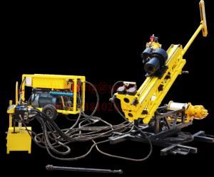 China 360° Angle Hydraulic Underground Drill Rigs , Underground Core Drilling Machine on sale