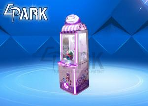 China Shopping mall Chupa chups prize game machine crane claws super vending machine for sale on sale