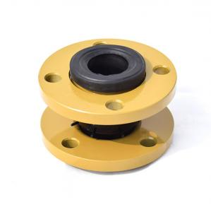 China Wide arch hand wraped  EPDM rubber bellows wiht flanges pipe fittings on sale