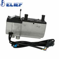 5kw 12V Engine Warmer Diesel , Engine Oil Heater With Single - Chip Microprocessor