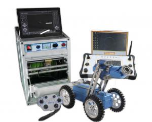 China Crawler System CCTV Sewer Inspection , High Definition CCTV Inspection Camera on sale