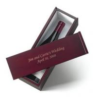 China gift wine glass gift box on sale