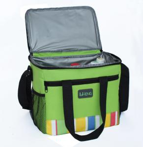 China Warm / Cool Lunch Insulated Food Delivery Bags For Breast / Milk Large Capacity on sale